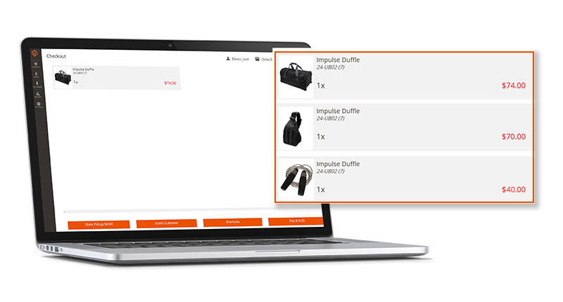 POS Point of Sales Magento 2 extension screen 3