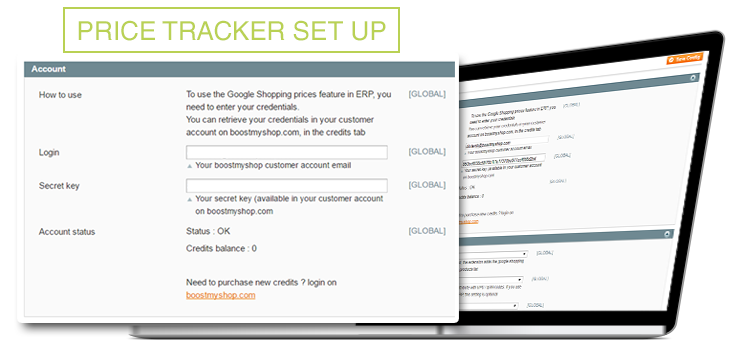 price tracker magento screen 3