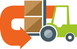 Supplier Return Return to vendor Magento 2 logo