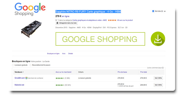 Google Shopping Price Tracker